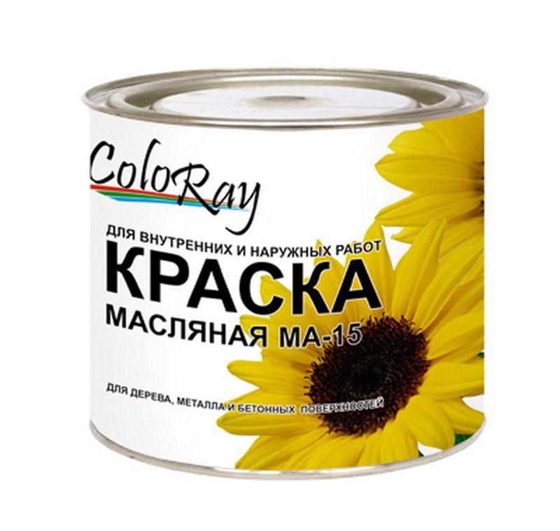 Масляная краска для наружных и внутренних работ