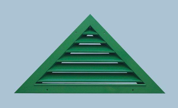 Треугольная цветная решетка