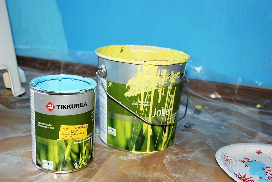 Акрилатные краски для наружных работ по дереву от финской Tikkurila – одни из самых востребованных на рынке
