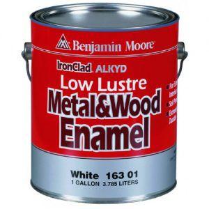 Алкидная краска Enamel
