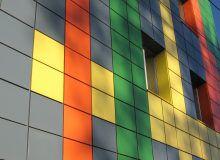 Цветные металлокассеты