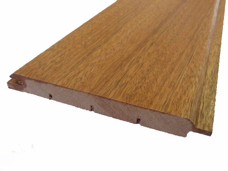 Деревянный сайдинг Меранти 15х145 мм
