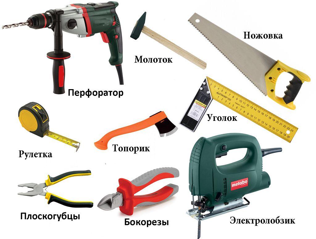 Инструменты для монтажа деревянной вагонки