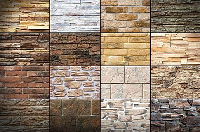 Набирающий популярность отделочный материал – имитация природного камня или кирпичной кладки