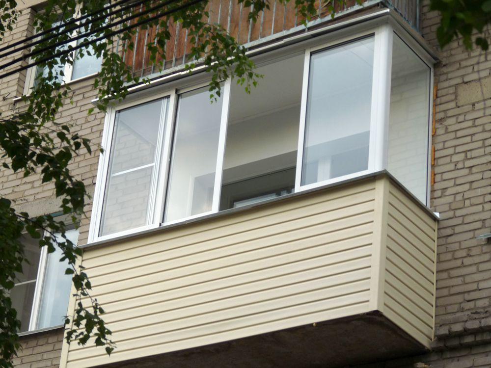 Отделка балкона сайдингом снаружи - пошаговая инструкция!.