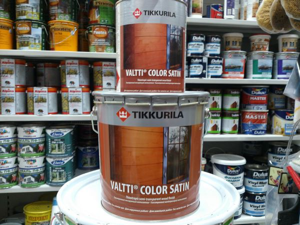 Tikkurila Vallty Color Satin