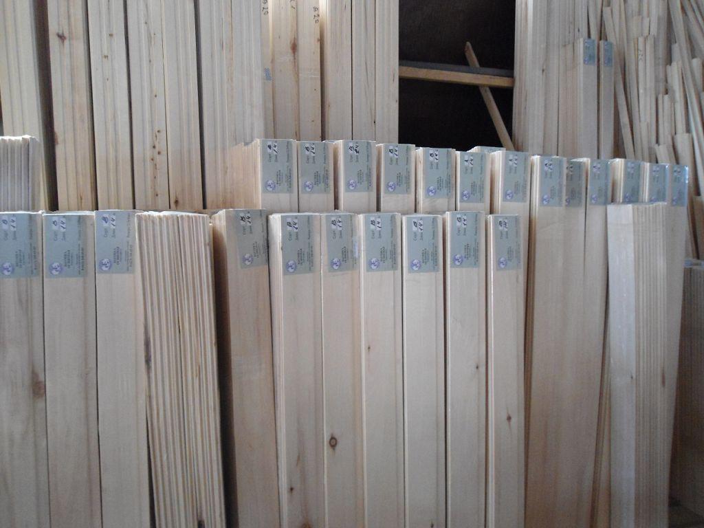 Вагонка из осины — отличный материал для отделки бани
