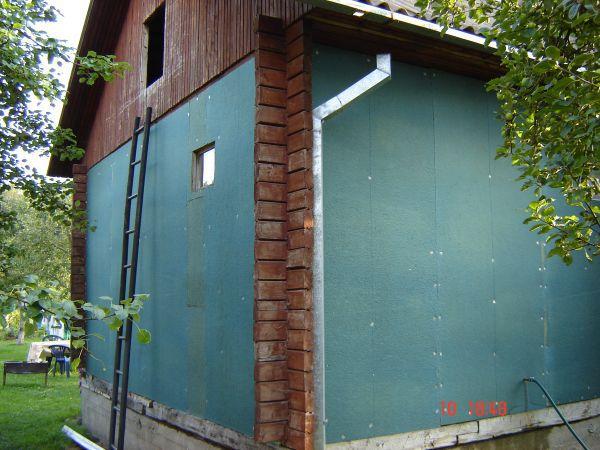 Ветрозащита ISOPLAAT (изоплат) 12 мм