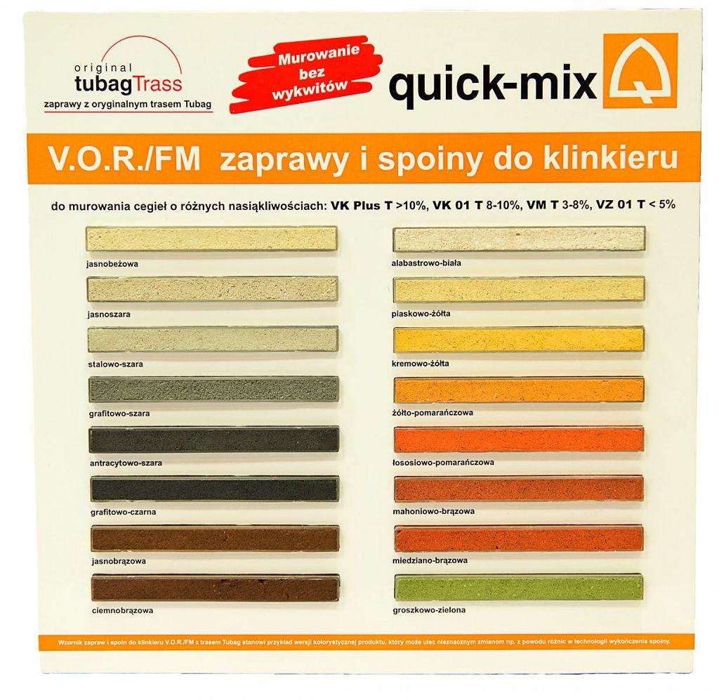 FM quick mix