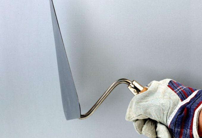 Финишная шпаклевка позволит повысить качество последующей декоративной отделки
