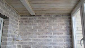 Какой краской посоветуйте можно покрасить стены кирпичные дл.