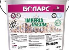Паста «Боларс империя-фасад»