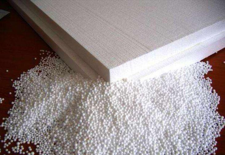Пенополистирол (пенопласт) является плитным материалом, занимающим самые высокие позиции в объемах продаж