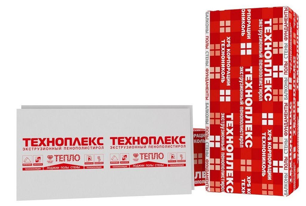 Пенополистирол экструзионный XPS ТЕХНОПЛЕКС