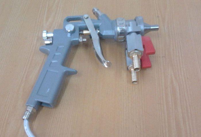 Пистолет-распылитель низкого давления