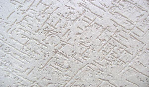 Структурный рисунок штукатурки короед