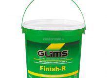 Сухая смесь «Glims Finish-R»
