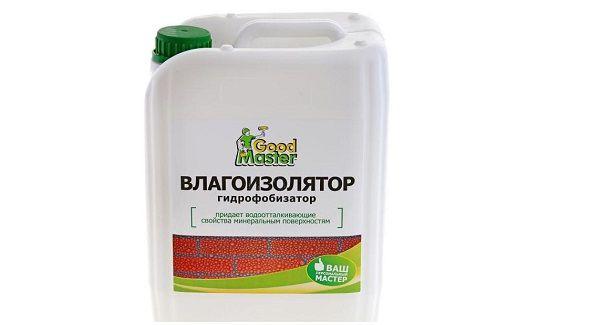 Влагоизолятор (гидрофобизатор) Гуд Мастер