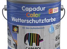 Capadur Color Wetterschutzfarbe
