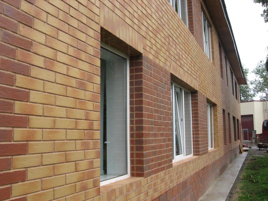 Фиброцементные облицовочные фасадные панели