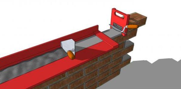 Главное в укладке облицовочного кирпича – соблюдать аккуратность и следить за равномерностью швов