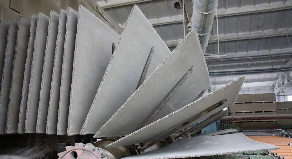 Производство цементно-стружечных плит (ЦСП)