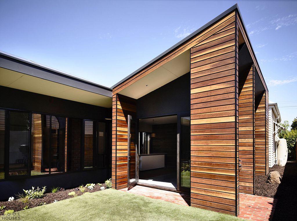 Современный дом в стиле лофт