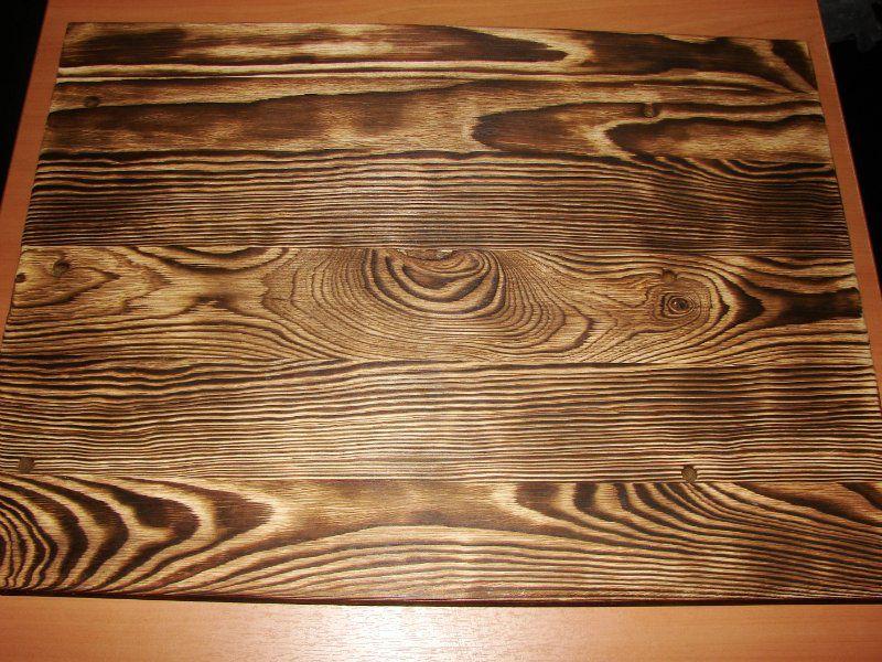 Термически состаренная древесина