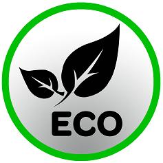 Высокая экологичность