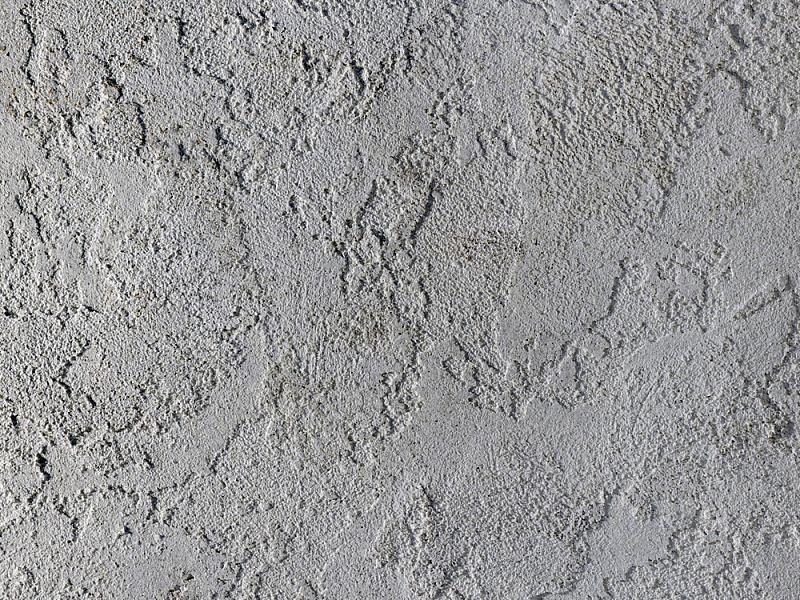 Высокопрочное среднезернистое экстерьерное (фасадное) минеральное покрытие на известковой основе
