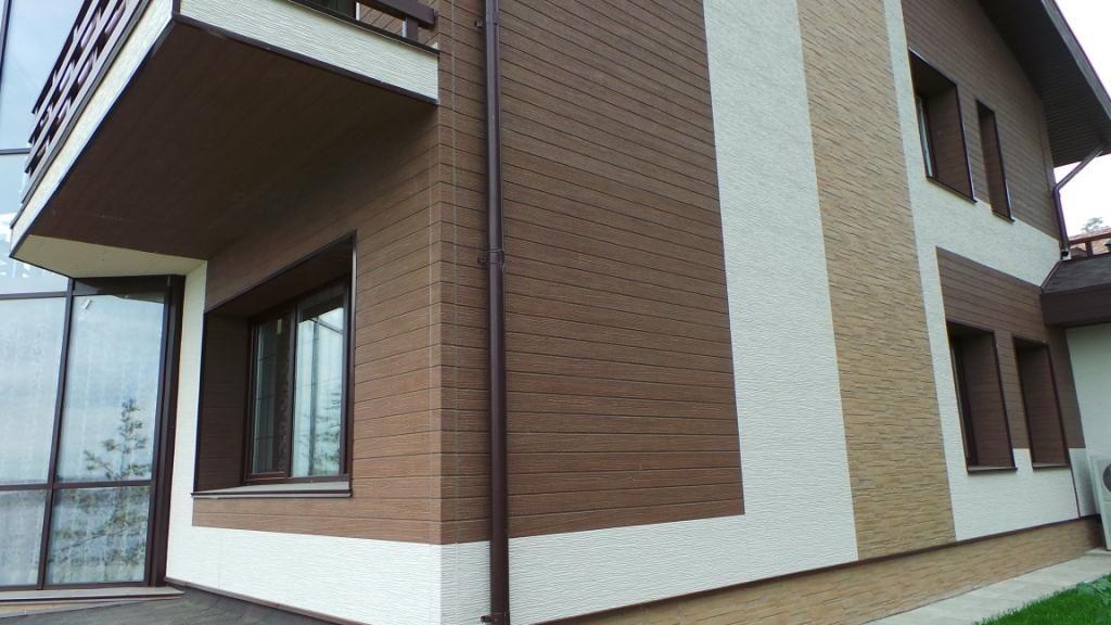 Японские фасадные панели