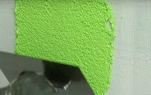 Силиконовая штукатурка для фасада виды и технические характеристики технология отделки стен фасадной штукатуркой для наружных работ