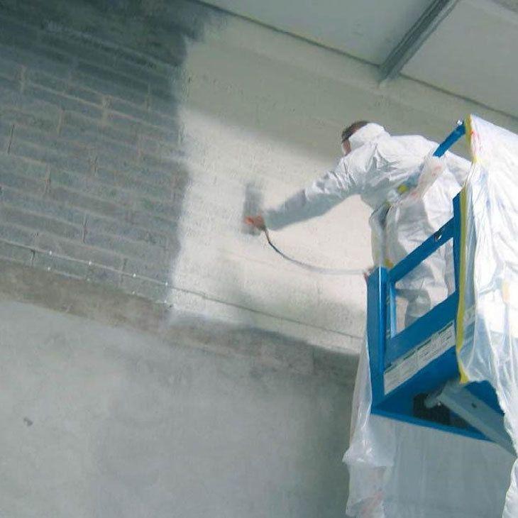 Краска по бетону для наружных работ износостойкая