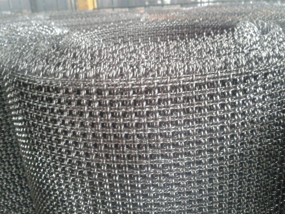 Сетка проволочная стальная плетеная