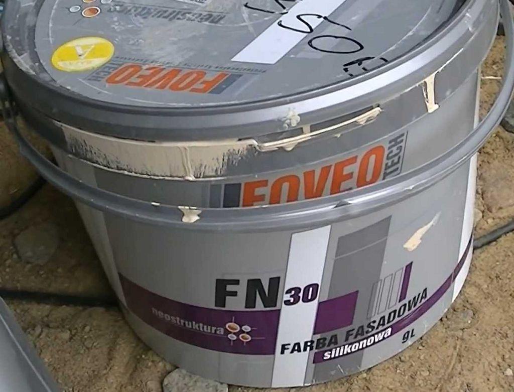 Силиконовая краска для бетона