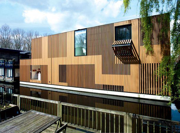 Современная деревянная архитектура