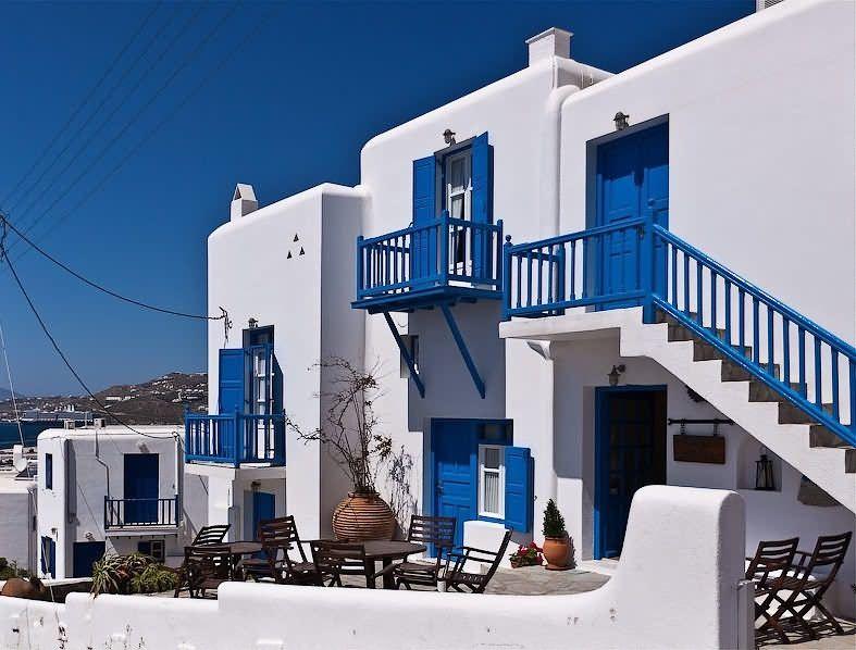 Средиземноморский фасад