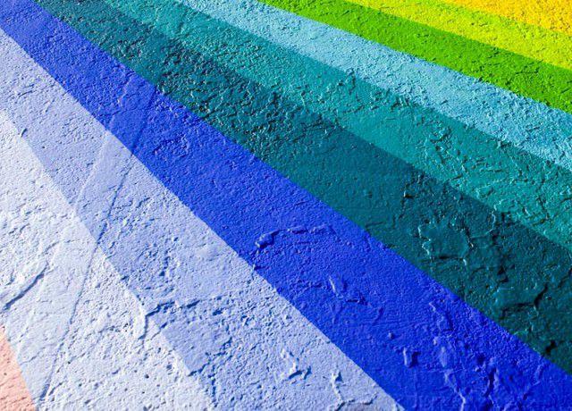 У краски должна быть хорошая механическая стойкость