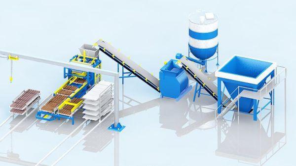 Технология производства клинкерной плитки: оборудование