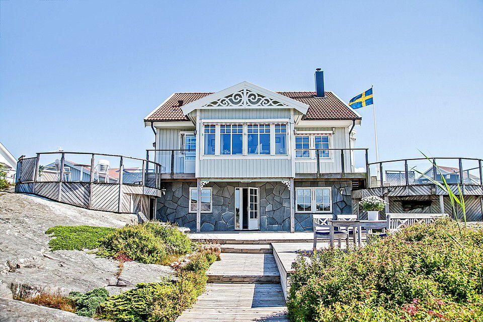 Дом у пристани: морской стиль