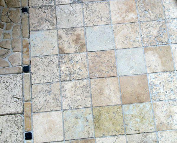 Напольная плитка из природного камня