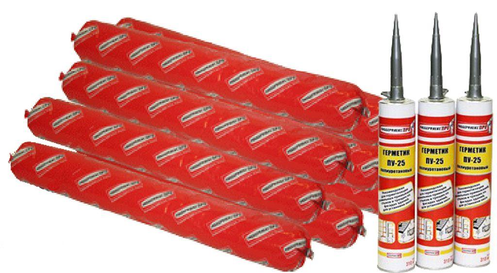 Однокомпонентный низкомодульный полиуретановый герметик