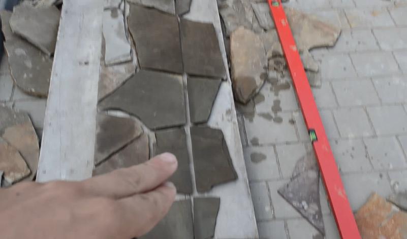 Разрезанные камни