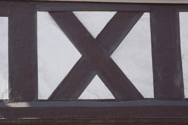 Симметричное перекрестие