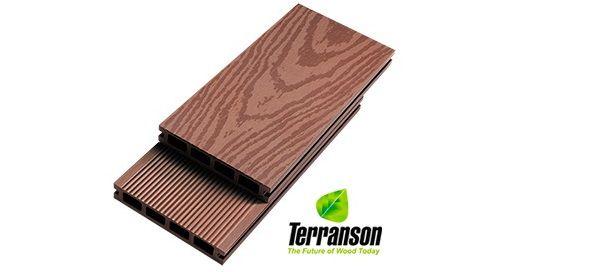 Terranson, напольное покрытие из ДПК