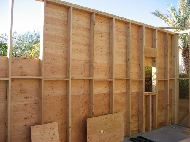 Применение фанеры в каркасном строительстве