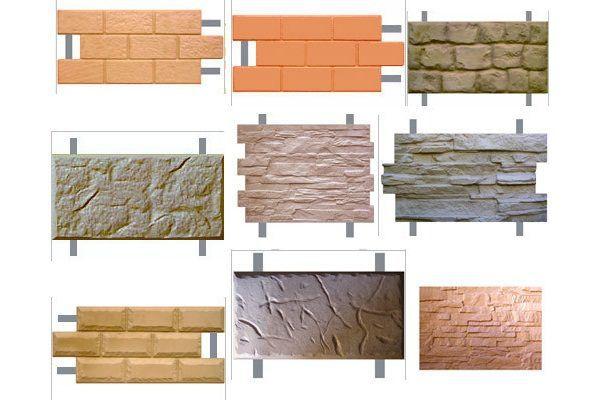 У фасадной плитки с металлическими креплениями много преимуществ