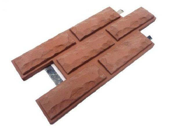 Выбор фасадной плитки с креплениями