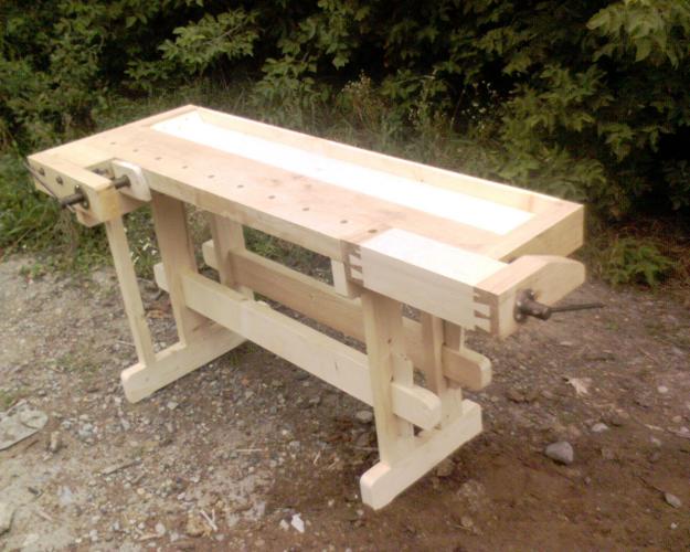 Стол для работ по дереву