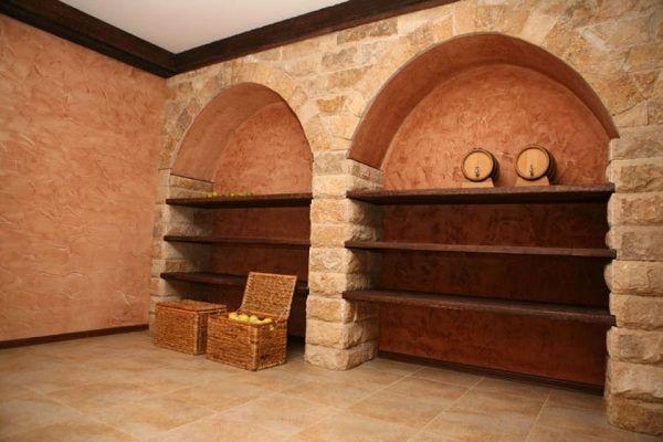 Декор стен штукатуркой - от Древнего Рима до наших дней